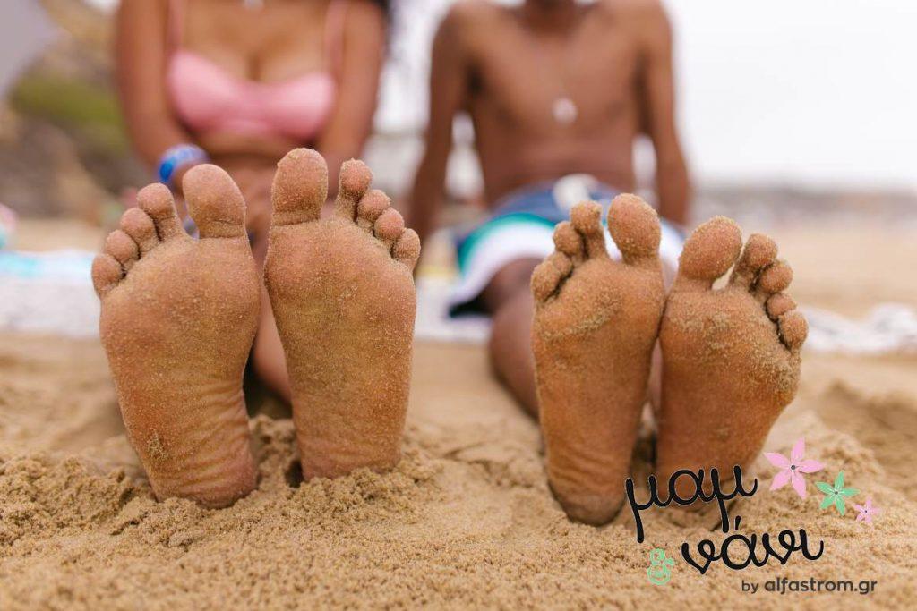 στην παραλία με τα παιδιά όλα τα απαραίτητα αξεσουάρ μαμ και νάνι παιδικά και βρεφικά είδη