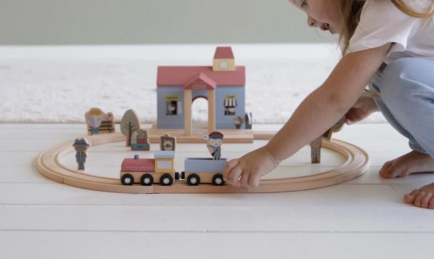 Ξύλινα παιχνίδια Little Dutch